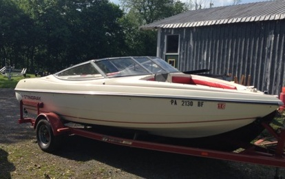 Used Stingray Boats 556ZP Bowrider Boat For Sale