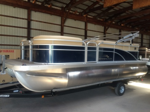 New Bennington 20 SL Pontoon Boat For Sale