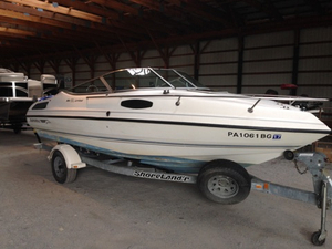 Used Chaparral 2050 Cuddy Cabin Boat For Sale