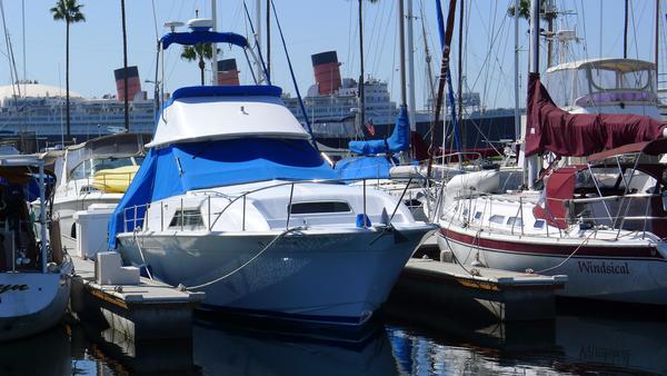 Used American Marine / Grand Banks Laguna 10M Sports Fishing Boat For Sale