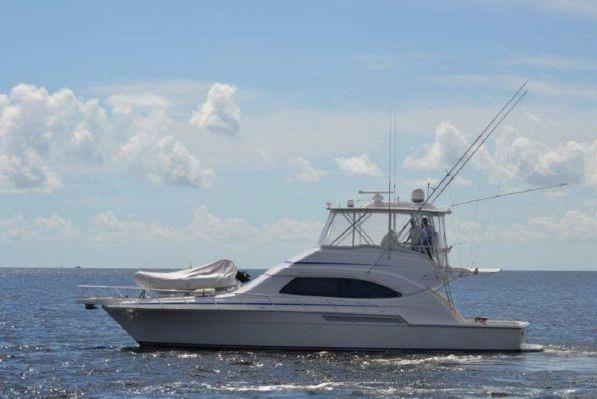 Used Bertram 510 Convertible Sports Fishing Boat For Sale