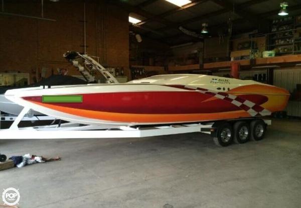 Used Magic 28 Power Cat Power Catamaran Boat For Sale
