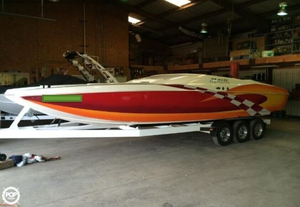 Used Magic 28 Power Cat Power Catamaran Boat For Sale