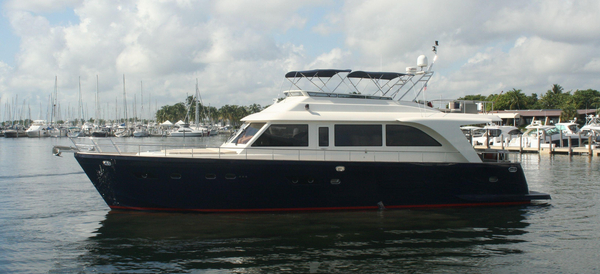 Used Hampton Motor Yacht For Sale