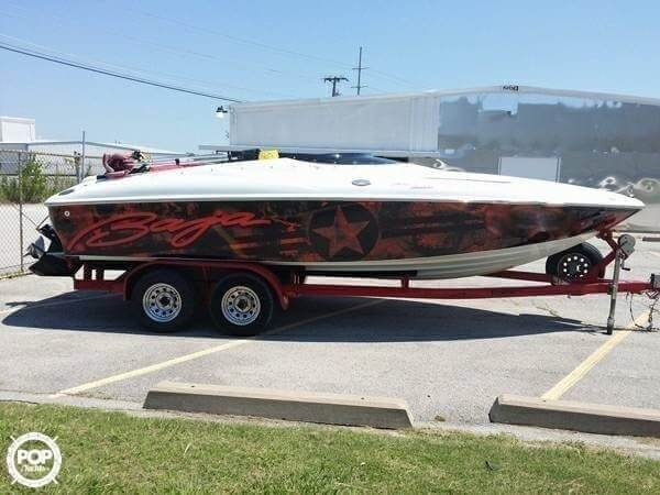 Used Baja Boss Hammer High Performance Boat For Sale