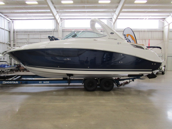 New Sea Ray 280 Sundancer - Coming Soon! Fall Cruiser Boat For Sale