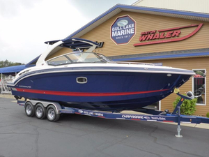 New Chaparral 307 SSX Ski and Wakeboard Boat For Sale