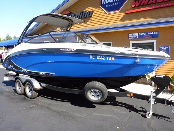 Used Yamaha Marine AR240 High Output Bowrider Boat For Sale