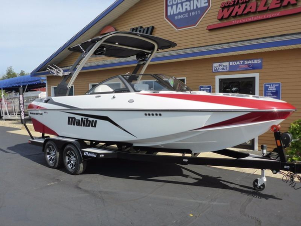 New Malibu Boats Wakesetter 21 VLX Ski and Wakeboard Boat For Sale