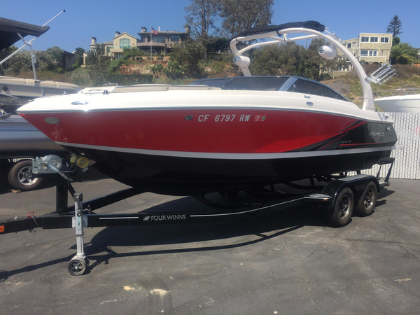 Used Four Winns S235 SS Cuddy Cabin Boat For Sale