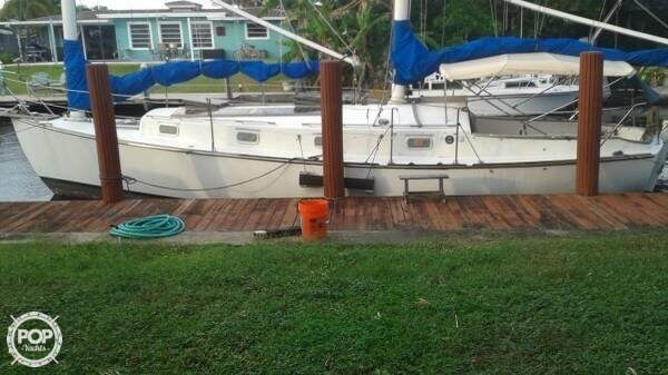 Used Cat Ketch 33 Ketch Sailboat For Sale