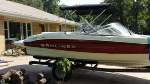 Used Bayliner 185BR Bowrider Boat For Sale