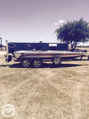 Used Legend LE21 Bass Boat For Sale