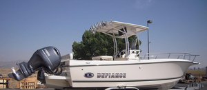New Defiance 250 Commander EX Center Console Fishing Boat For Sale