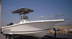 New Defiance 220 Commander NT Saltwater Fishing Boat For Sale