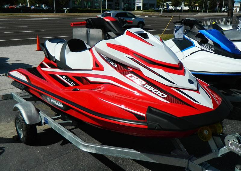 2017 new yamaha gp1800 personal watercraft for sale