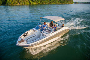 New Yamaha SX240 High Output Jet Boat For Sale