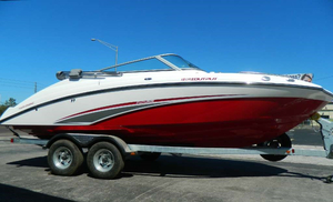 New Yamaha 212SS Jet Boat For Sale