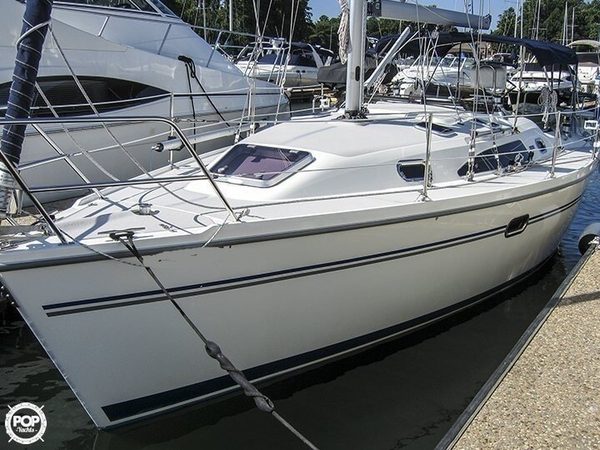 Used Catalina C320 MKII Sloop Sailboat For Sale
