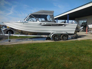 New Weldcraft 220 Maverick DV Aluminum Fishing Boat For Sale