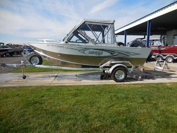 New Hewescraft Aluminum Fish Boat Aluminum Fishing Boat For Sale