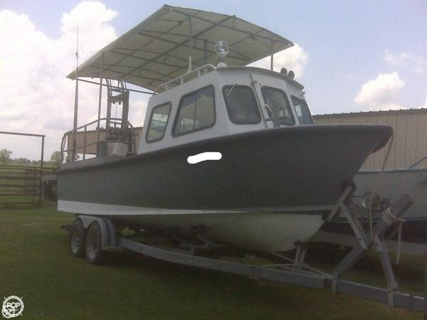 Used Cajun 29 Special Commercial Boat For Sale
