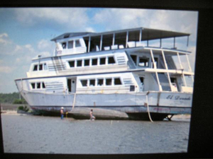 Used Custom Dining/gambling Passenger Boat For Sale