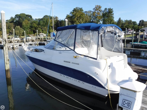 Used Bayliner 275 Ciera SB Express Cruiser Boat For Sale