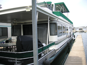 Used Stardust Cruisers Luxury Houseboat House Boat For Sale