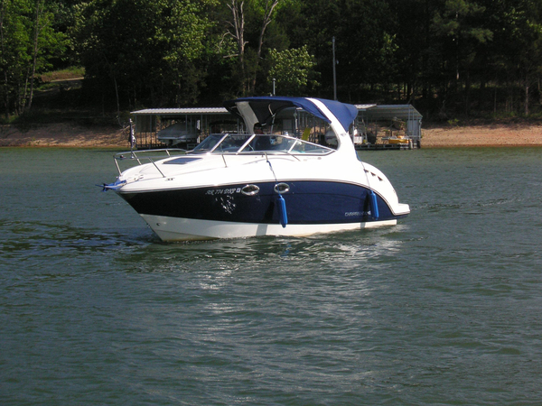 Used Chaparral 250 Signature Sports Cruiser Boat For Sale