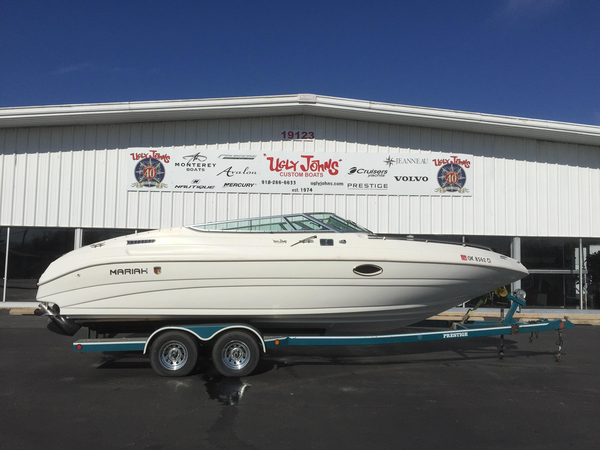 Used Mariah 252 Shabah Bowrider Boat For Sale
