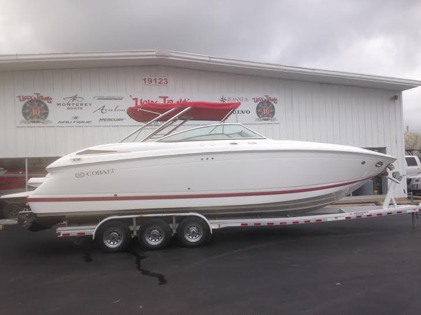 Used Cobalt 302 Bowrider Boat For Sale