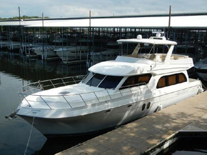 Used Navigator 5800 Pilothouse Boat For Sale