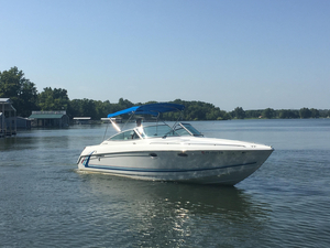 Used Formula 330 SS Super Sport Express Cruiser Boat For Sale