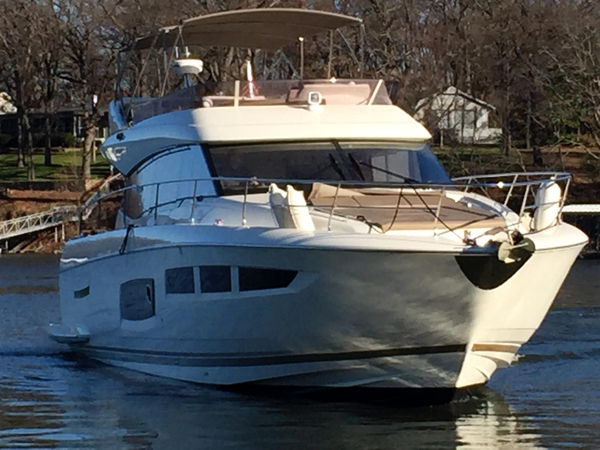 Used Prestige 550 Motor Yacht For Sale