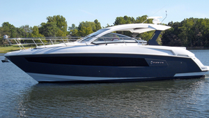 Used Cruisers Yachts 390 Express Coupe390 Express Coupe Cruiser Boat For Sale