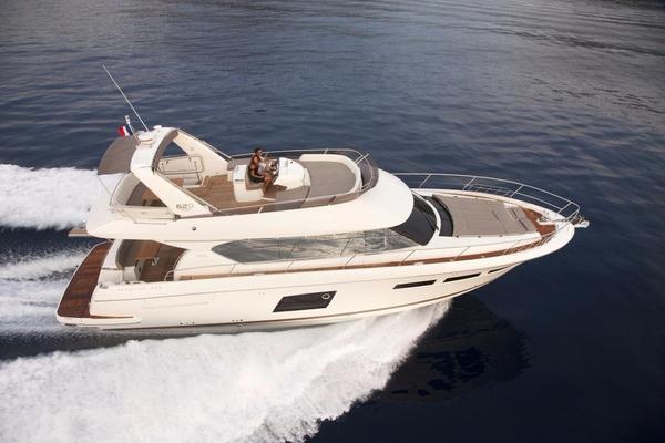 Used Prestige 620 Pilothouse Boat For Sale