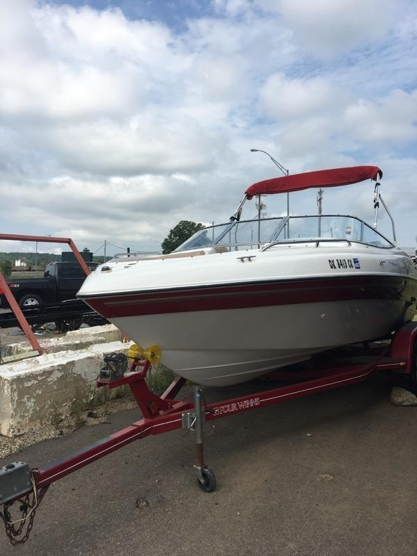 Used Four Winns Horizon 200 Bowrider Boat For Sale
