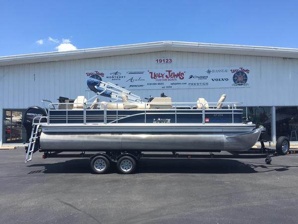 Used Lowe SF234 Sport Fish Pontoon Boat For Sale