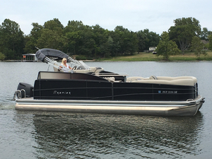 Used Premier Grand View Pontoon Boat For Sale