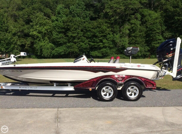 Used Ranger Boats Z520 CI Bass Boat For Sale