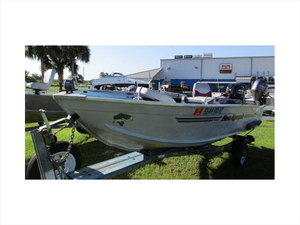 Used Sea Nymph BT-146 Center Console Fishing Boat For Sale