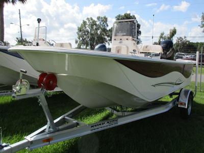 New Carolina Skiff 198 Center Console Fishing Boat For Sale