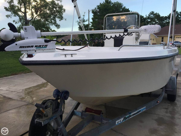 Used Century 1800 Center Console Fishing Boat For Sale
