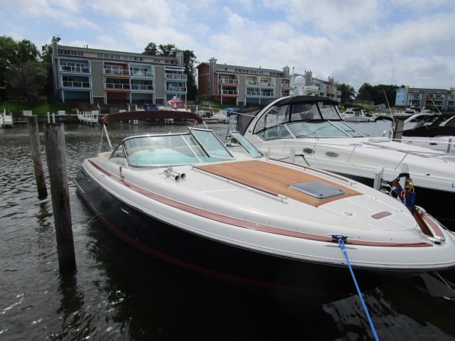 2006 used chris craft 36 corsair cruiser boat for sale
