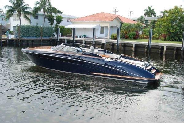Used Riva Rivarama Motor Yacht For Sale