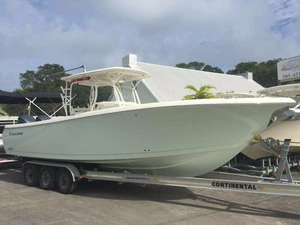 Used Sailfish 320 CC Center Console Fishing Boat For Sale