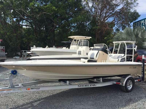 New Sterling 200XS Flats Fishing Boat For Sale