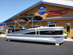 Used Harris 230 Grand Mariner Pontoon Boat For Sale