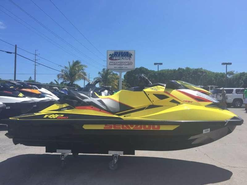 2015 new sea doo rxp x 260 personal watercraft for sale. Black Bedroom Furniture Sets. Home Design Ideas